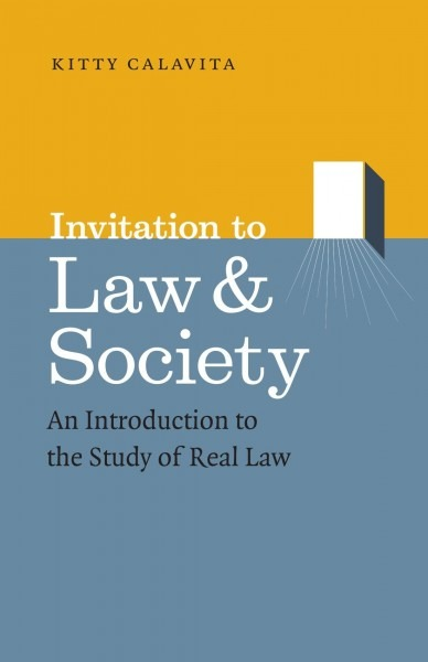 Invitation To Law And Society  An Introduction To The Study Of