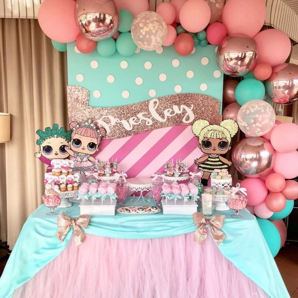 Lol Surprise Doll Party Supplies