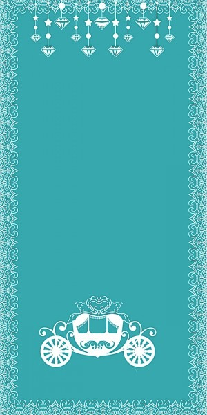 Background Art Blue Wedding Invitations, Blue, Art, Wedding