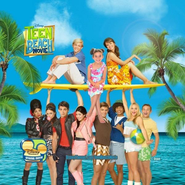 Annabellle's Birthday Fun! Teen Beach Movie Invitations