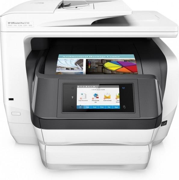 Hp Officejet Pro 8740 All