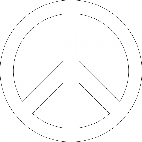 Free Peace Sign Printable, Download Free Clip Art, Free Clip Art