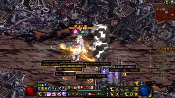 This Double Drop Is Pretty Cool I Guess   Dfo