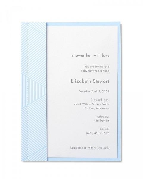 George Stanley Invitations