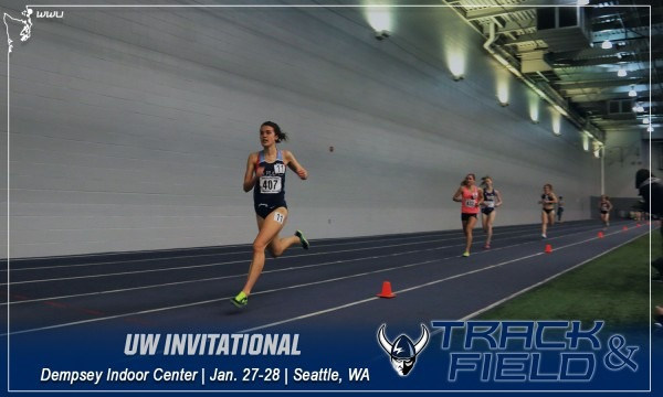 Wwu Returns To Seattle For Uw Invitational
