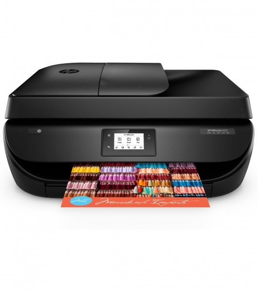 Hp Officejet 4650 Color Inkjet All