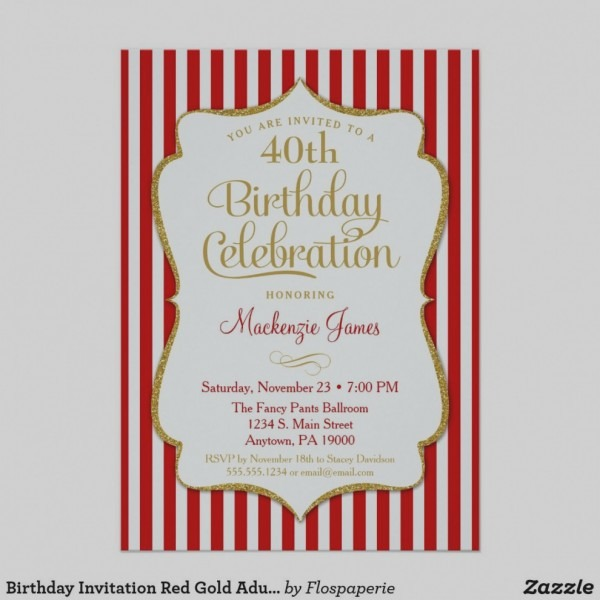 Magnificent Teen Party Invitations Illustration