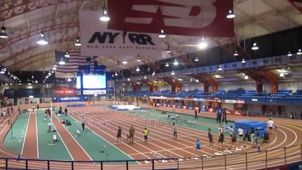 Wilson, Watson Impress With Fast 600m Times At Armory Track