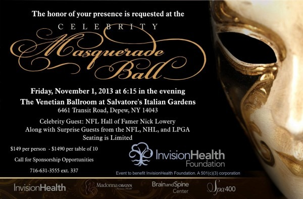 Images For   Blank Masquerade Ball Invitations