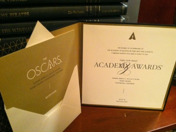 Image Result For Academy Awards Invitation