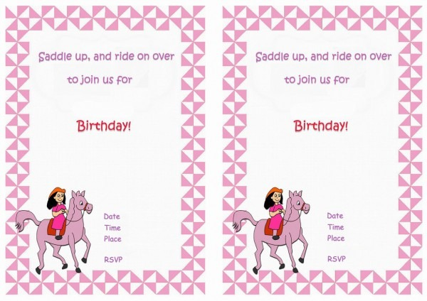 Birthday Invites Template As Well 60 Templates With 50th