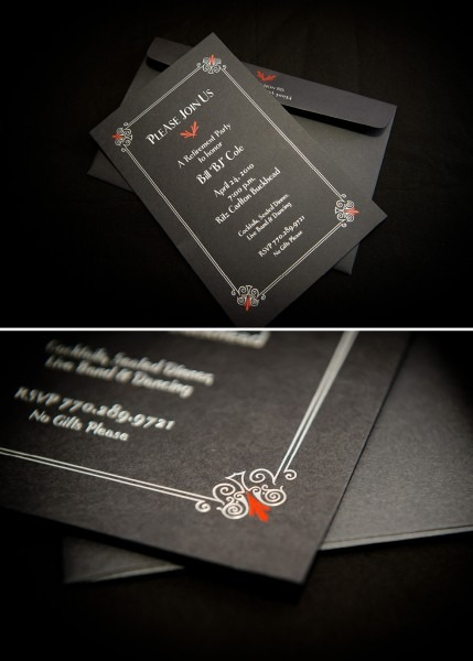 Black_white_red_invitation_retirement_party