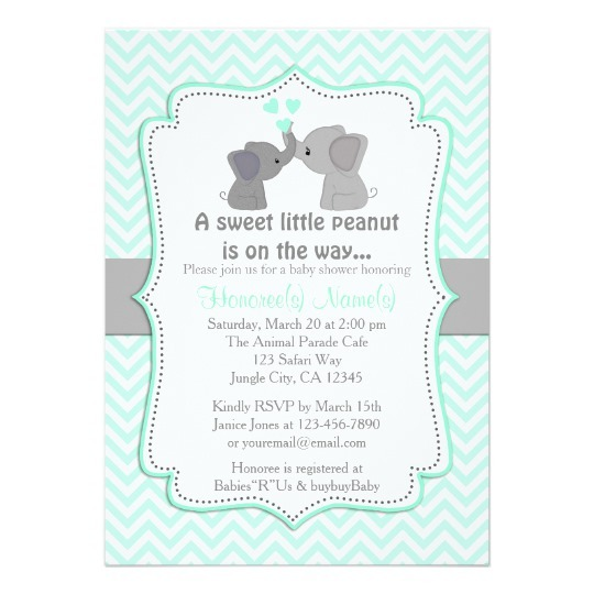 Baby Shower Invited