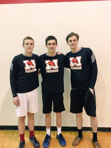 Marist Volleyball 🏐 On Twitter   Seniors Jack Berglind And Mike