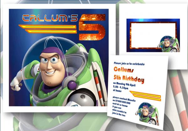 Birthdays & Any Occasion Celebration Invitations    Design By Caroline