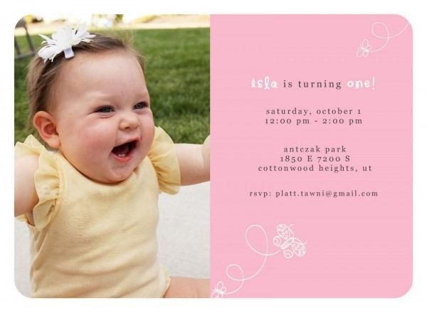 Check Baptism Invitation Wording Samples