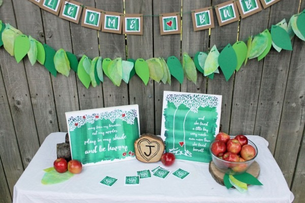 This Is A Set Of Baby Shower Decorations Inspired By The Childrens