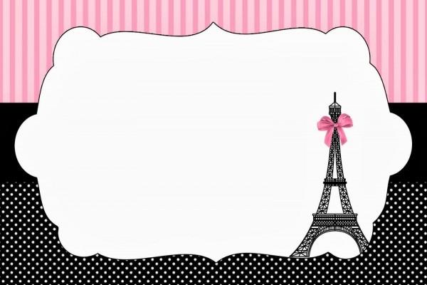 X Paris Themed Party Invitation Thumb Luxury Paris Party