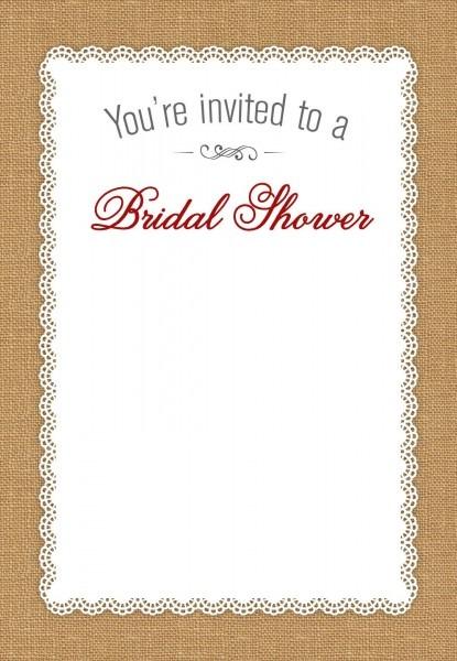Bridal Shower Honoring