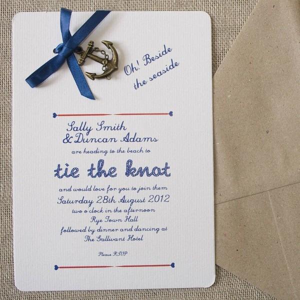 Beautiful Spanish Wedding Invitations