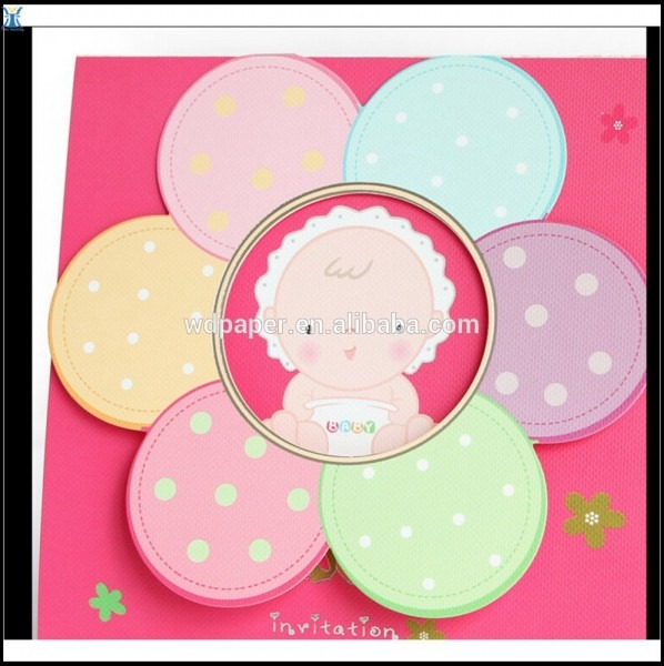 China Suppliers Yiwu New Product Sweet Baby Naming Ceremony