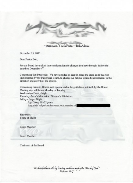 Church Invitation Letter To Other Churches Clag+letter+copy+smear
