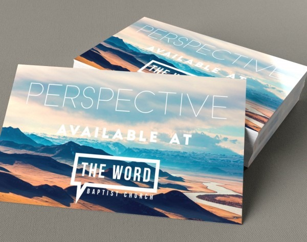 Church Printing & Resources For Outreach