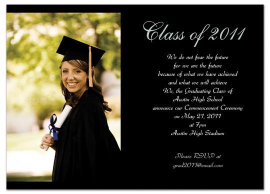 Graduation Invitations – Trend Wallpapers