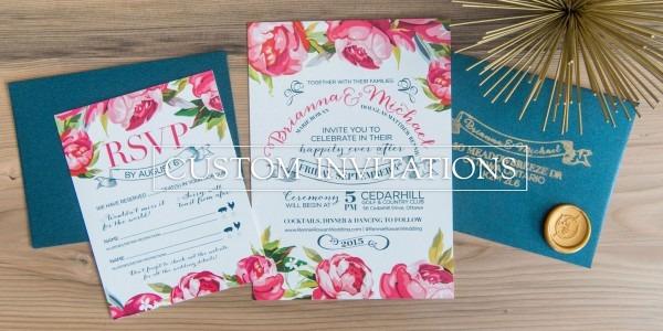 Wishtree Invitations And Design • Weddings • Events • Branding