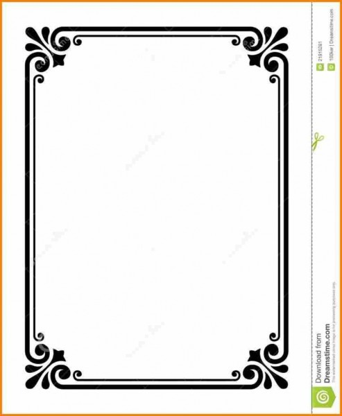 7+ Design Border Wedding Card Png