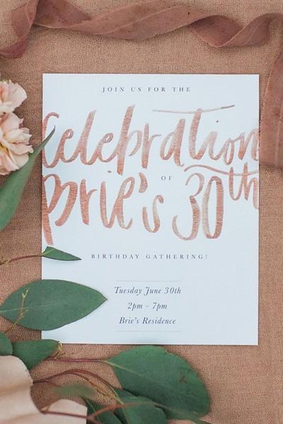 Diy Birthday Invitations Pinterest 8 » Happy Birthday World