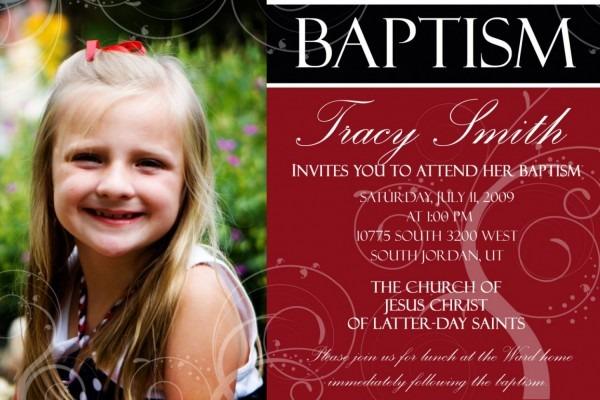 Download Now Lds Baptism Invitation Wording – Download Template Center