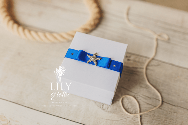 Dreamboat Favour Box