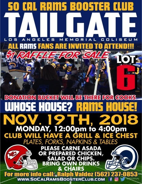 So Cal Rams On Twitter    Ramily, Join Us For Our