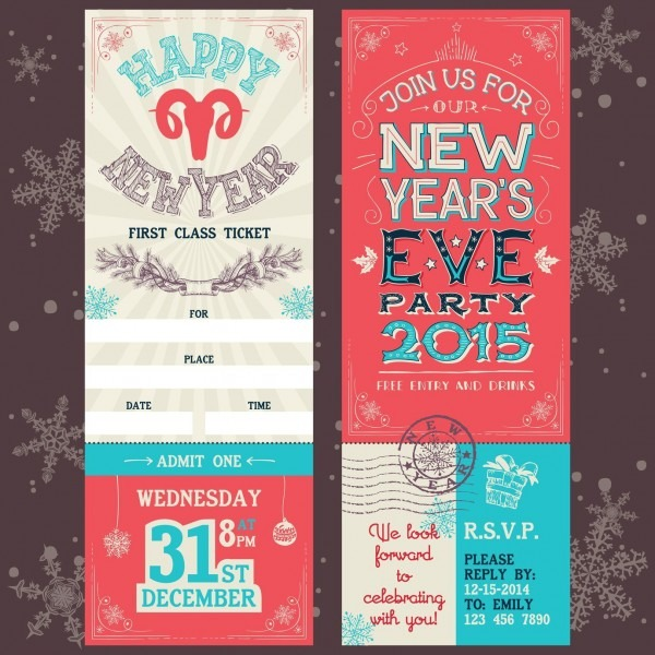 Invitation Card Format For Event