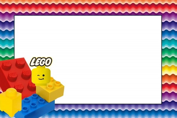 Lego Birthday Party Ideas And Free Lego Templates High Resolution