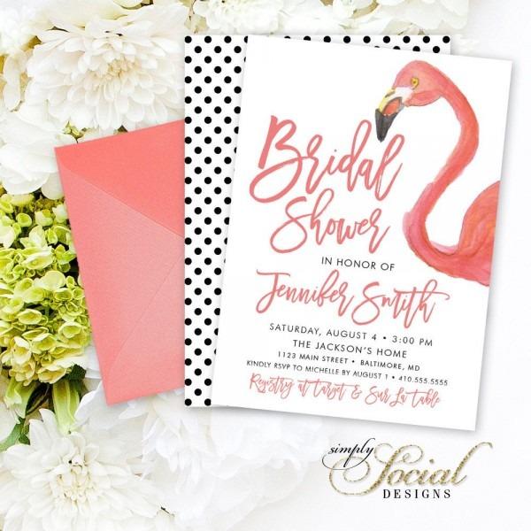 Michaels Bridal Shower Invitations Invitation Wording No Registry