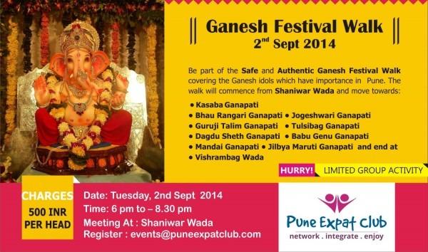 Ganesh Festival Walk