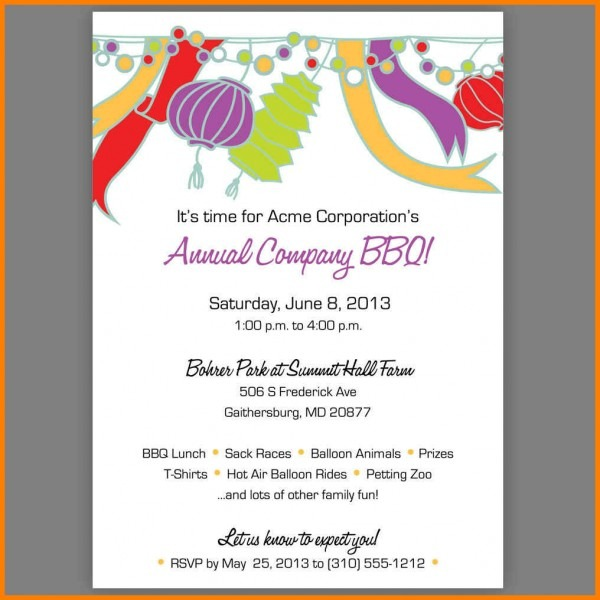5+ Get Together Party Invitation Templates