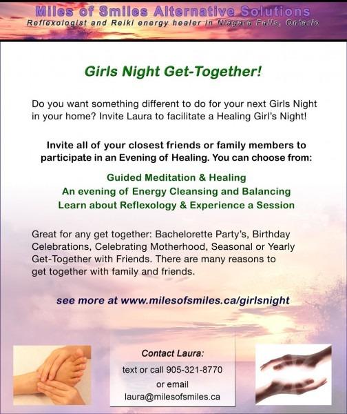 Girls' Night Get