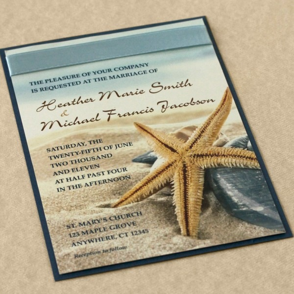 Stylish Beach Wedding Invitations 17 Best Images About Beach