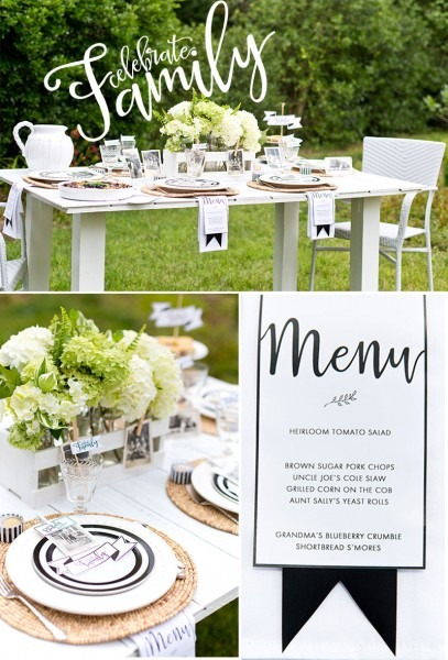 How To Host A Stylish Family Reunion!