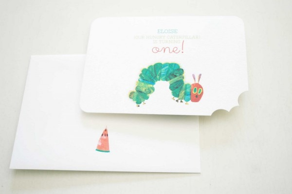 The Very Hungry Caterpillar Theme