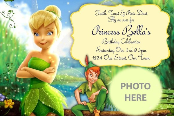 Free Tinkerbell Printables