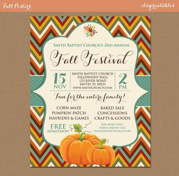 Il Fullxfull Oru Epic Fall Festival Invitation Templates