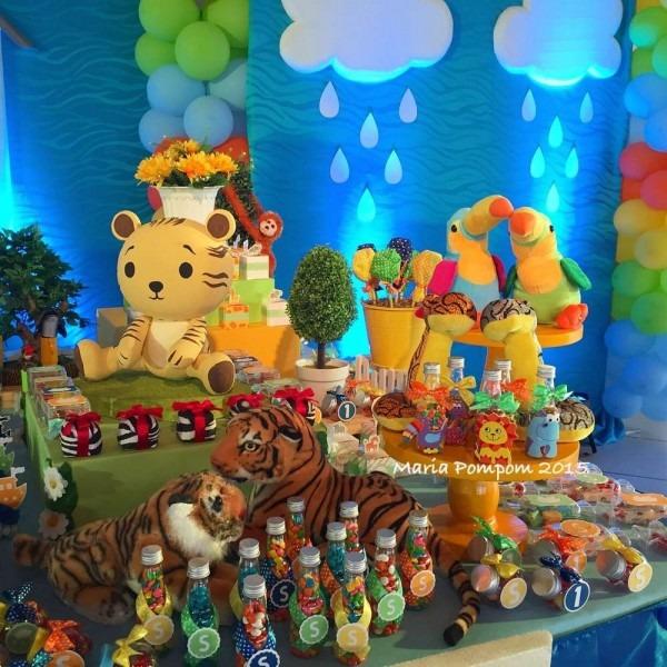 1st Birthday Birthday Party Ideas
