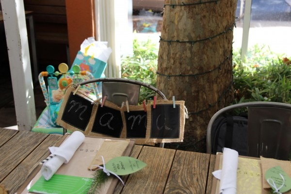 Giving Tree Inspired Baby Shower – Our Anchored Life