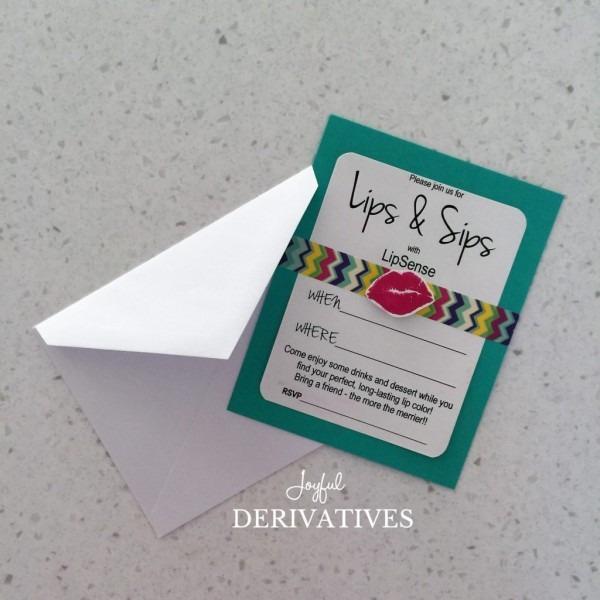 Diy Invitation Tutorial With A Free Printable!