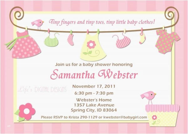56 Luxury Indian Baby Shower Invitation Card Template Free