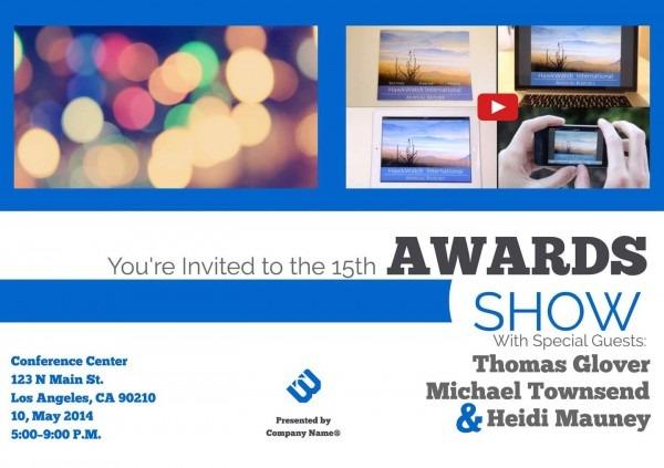 Free Event Invitation